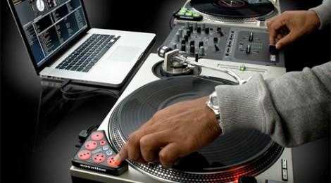 DJ stúdió és a remix